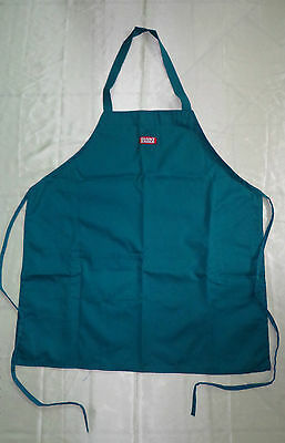 "Giant Eagle Unisex Work Apron One Lower Pkt Uniform Embroidery 28"" x 26 1/2"""