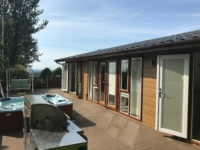 Luxury Lodge For Sale In Snowdonia-North Wales Park Open 12 Months