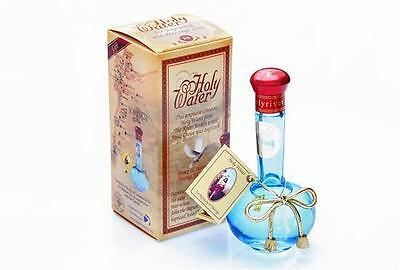 Certified Holy Water from the Jordan River 90ml (2.5oz) (Holy River Product)