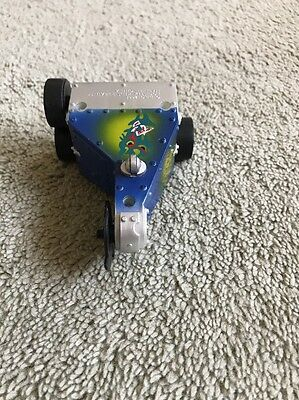 ***robot Wars Toy Pull Back Broken Sold As Spairs Pussycat***