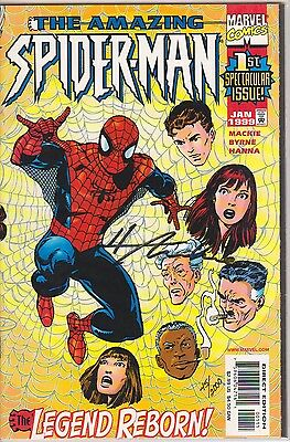 The Amazing Spider-Man #1, Dynamic Forces Signed and Certified