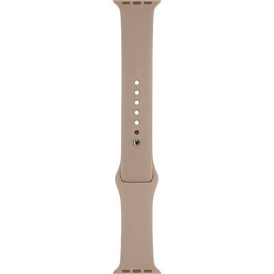 Genuine Apple Watch Sport Band MLDN2ZM/A 42mm Walnut - Stainless Steel Pin
