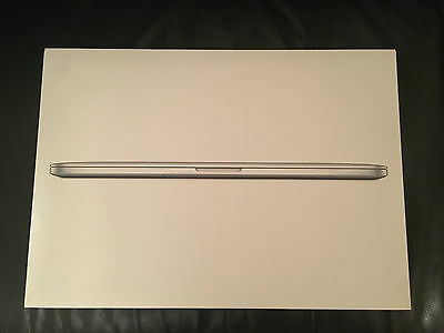 """MacBook Pro 13"""" - For Model A1502 - BOX ONLY . . .!"""