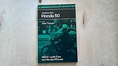 The Book Of The Honda 50 Pitman Motorcycle