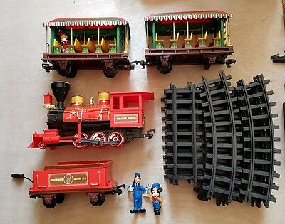 Walt Disney World Railroad Scientific Toys Western  garden model railway train