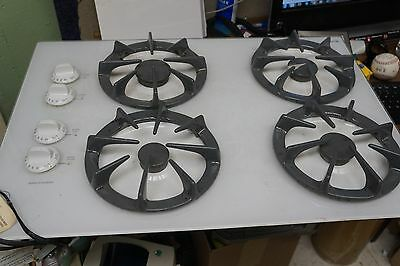 Kenmore Gas Range Top Stove Top 4 Burner Part 311.32385100 Cook Top White