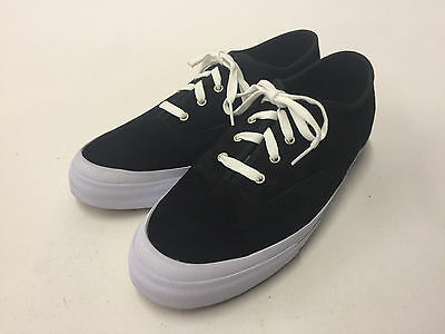 Mark Mcnairy X Keds Black Suede Shoe. Size Us 9. New In Box.