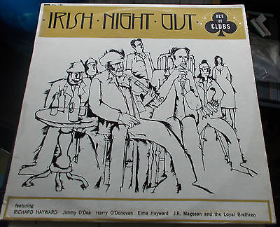 Richard Hayward Irish Night Out 1964 Ace Of Clubs Acl.1185 1A 1A Ex+ Original