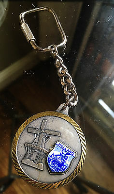 Vintage Collectible Key Chain Holland