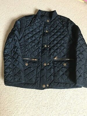 Zara quilted Jacket Age 11/12 Girls