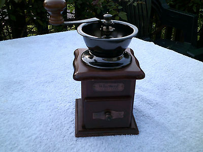Coffee Grinder By Whittard Of Chelsea