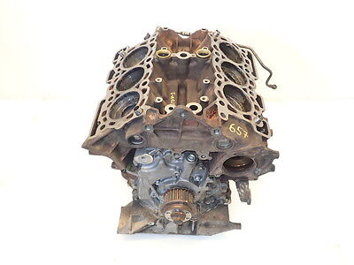 Engine Block (Ref.657) 04-09 Land Rover Discovery mk3 2.7TDV6