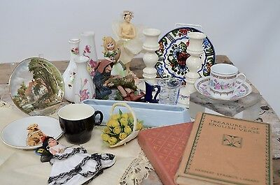 22 Items Clearance Bundle Mixed Different Vintage Collectables Curios Job Lot #7