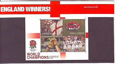 2003 Rugby World Cup Pack