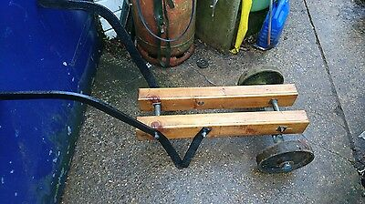 TROLLEY lister D VERY GOOD CONDITION STATIONARY ENGINE