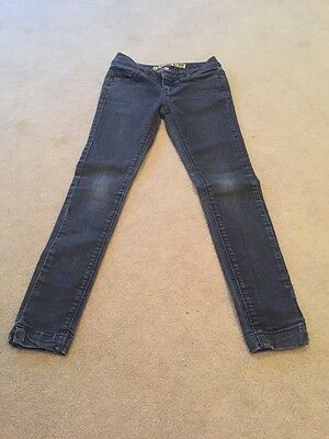 Girls Skinny Jeans Age 10