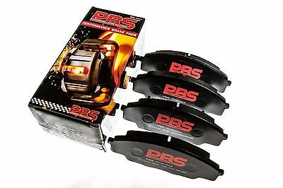 Honda Civic EP3 FN2 S2000 Front Track Day  Brake Pads As Used In The Civic Cup