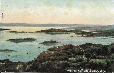 Old Postcard  Bantry Bay, Glengarriff Cork Ireland