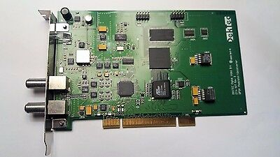 DEKTEC DTA-107 DVB-S L-Band modulator PCI with StreamXpress Player
