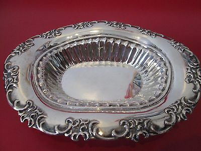 Antique Towle - STERLING Silver BOWL 7 1/2 in X 6 in - No Monogram