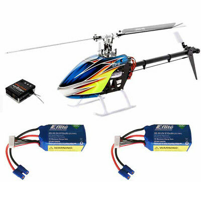 Blade BLH4850 270 CFX 3D Helicopter BNF w/ AR7210BX + Free 2X Eflite 6S Battery