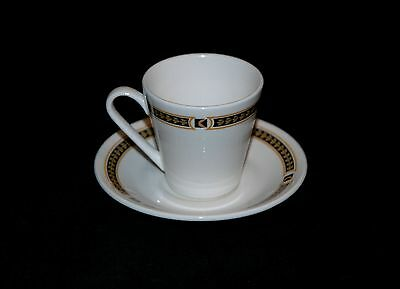 Canadian Pacific Railway CP-7 Chateau Champlain Demi Cup & Saucer
