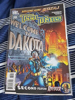 Teen Titans #79 (March 2010, DC) VF