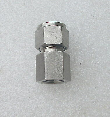 """Swagelok 1/2"""" X 3/8""""  Stainless Steel Fitting SS-810-7-6 Several Avail     New"""