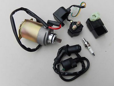 Carter Talon 150Cc Go Kart Electrical System Rebuild Kit Bro 150 Carter Brothers