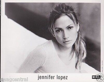 Jennifer Lopez Original 8x10 Publicity Press Kit Photo Rare Portrait JLo 01