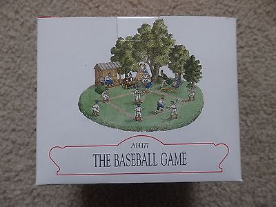 1999 Liberty Falls AH 177 The Baseball Game in box