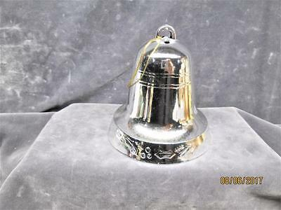 """Vintage Christmas Music Bell Plays """"silent Night"""""""
