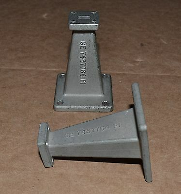 WR90 to WR28 Waveguide Transition Lot of TWO