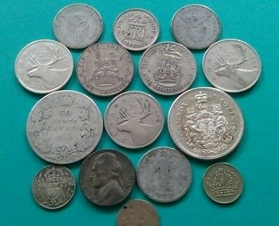 The  Usa   1961 Coins  Set Mint Opened .
