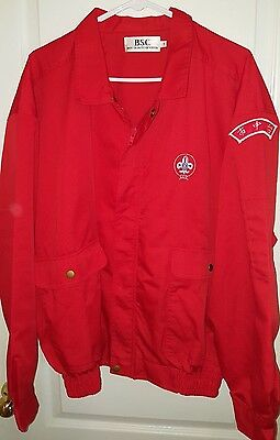 Boy Scouts Of China Red Jacket Patches