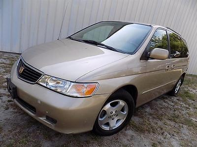 1999 Honda Odyssey EX - 3 Owner - 0 Accidents - Runs GREAT! 1999 Honda Odyssey EX - 3 Owner - 0 Accidents - Runs GREAT! NO RESERVE LISTING