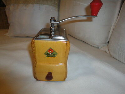 "very,very nice,rare german mocca coffee grinder ""PeDe"",Peter Dienes,"