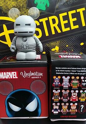 Disney marvel 4 iron man mk 1 vinylmation