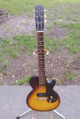 1961 epiphone olympic guitar