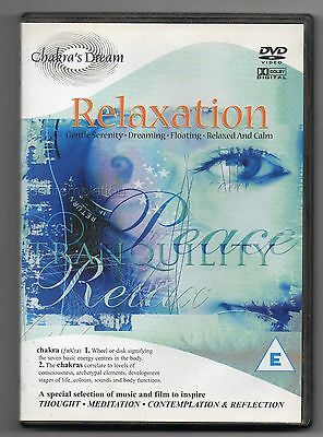 Relaxation Chakra's Dream DVD