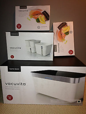 Vacuvita - Complete Kitchen Package