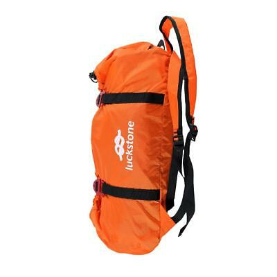 Durable Lightweight Rock Climbing Mountaineering Rope Cord Bag Backpack