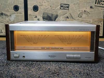 Technics SE-A7000 SEA7000 Power Amplifier Amp for Audio Sound Used Rare Japan