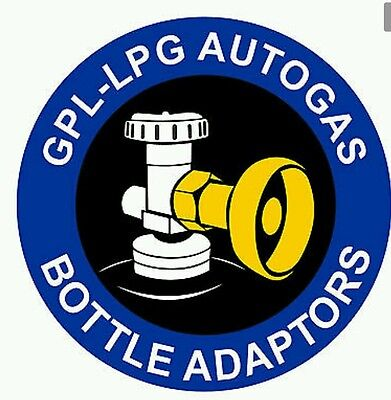 New......GAS BANDIT 2.Autogas, Propane, Lpg ,To Bottle Adapter.