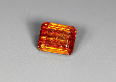 1.79 Cts _Wow !! Unbelivable Hot Sale_100 % Natural Sphalerite_Sunset Orange !!