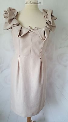 Jacques Vert Dress size 16 Wedding Mother Of The Bride Special Occasion Dress