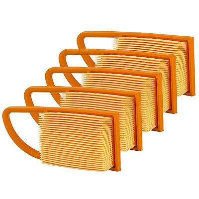 AIR FILTER for STIHL BR600 BR550 BR500 BACKPACK BLOWER 5PCS
