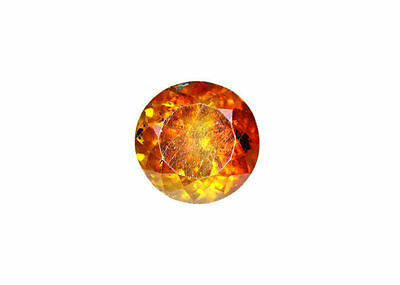 3.07 Cts _Wow !! Unbelivable Hot Sale_100 % Natural Sphalerite_Sunset Orange !!