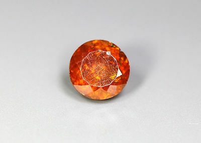 3.08 Cts _Wow !! Unbelivable Hot Sale_100 % Natural Sphalerite_Sunset Orange !!