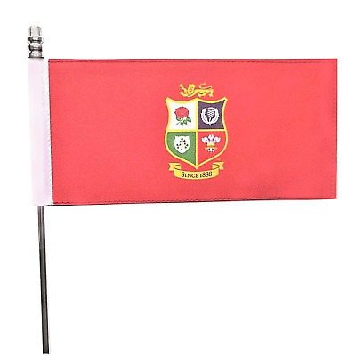 British and Irish Lions Rugby Union Ultimate Table Flag
